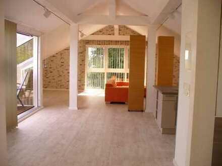 exklusive Dachwohnung mit Dachterasse und Traumblick in bester Lage!