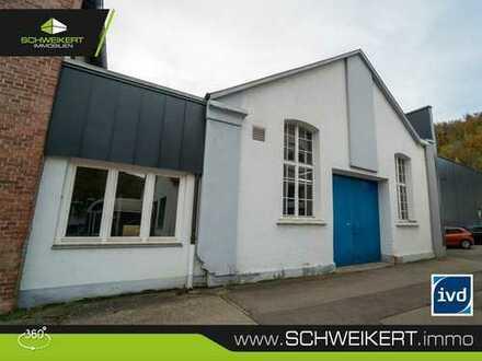Vermietung: 382 m2 Gewerbefläche mit Kran (1 t Hebekraft) in Oberndorf/Neckar