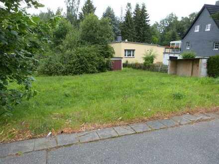 Baugrundstück in Chemnitz - Reichenbrand