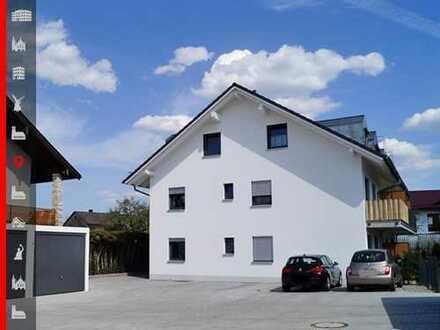 NEUBAU: 3-Zimmer-Maisonettewohnung mit Balkon und eigenem Hauseingang