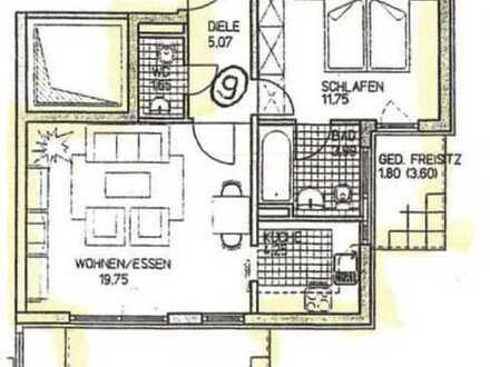 Schöne zwei Zimmer Wohnung in München, Ludwigsvorstadt-Isarvorstadt
