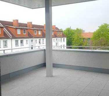 Barrierearmes Penthouse-Wohnung im Energieeffizentem Neubau in Verden