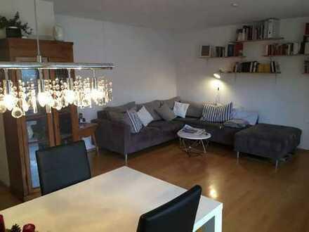 Schöne, helle 3-Zimmer-Wohnung mit Balkon und Einbauküche in Waiblingen