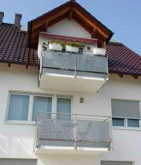 4-Zimmer-Maisonette Wohnung mit Balkon in Aichtal