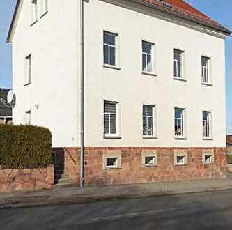 Kleines Mehrfamilienhaus zur Kapitalanlage in Geithain !