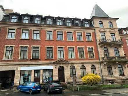 Modernisierte Altbauwohnung vom Feinsten in denkmalgeschützten Gebäude Innenstadt Aschaffenburgs