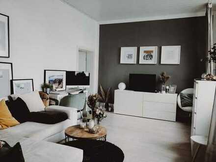 gepflegte 2-Zimmer-Single-Wohnung