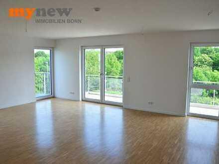 mynew: **** Neubau-Erstbezug! Drei-Zimmer-Wohnung mit Balkon ****(WE D15)