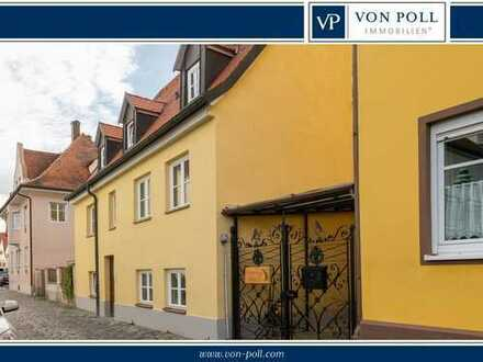 Helles saniertes Haus zum Erstbezug mitten in der Nördlinger Altstadt *** provisionsfrei ***