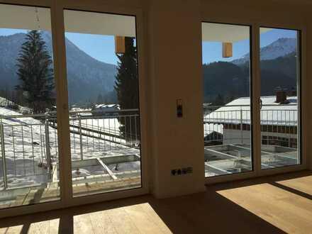 Erstbezug in Bestlage: exklusive 3-Zimmer-Wohnung in Oberstdorf
