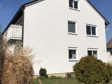Attraktive 4-Zimmer-Wohnung mit Balkon in Regglisweiler