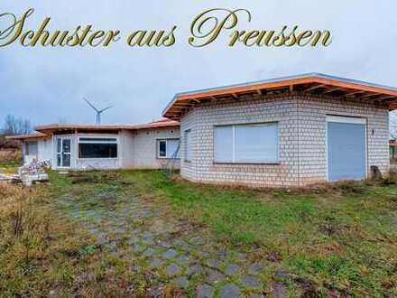 Schuster aus Preussen - Rüdersdorf - Gewerbegrundstück nahe B 1 und ca. 8 km zur A 10 - über 11.0...