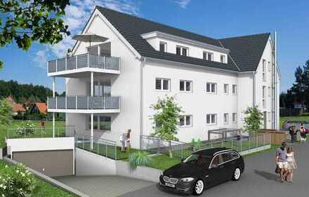 Neubauprojekt in ruhiger und dennoch zentraler Lage von Nellingen!