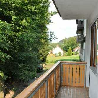 Gemütliche Wohnung in Heigenbrücken **Naturliebhaber**