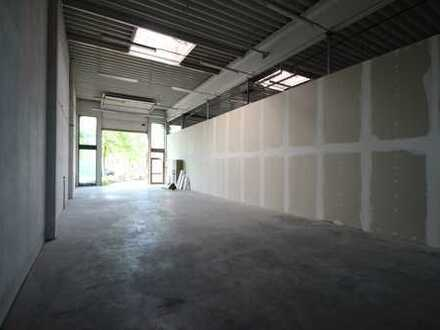 Rodenkirchen, Gewerbegebiet: 120m² beheizte, saubere Lagerhalle/ebenerdige Anlieferung