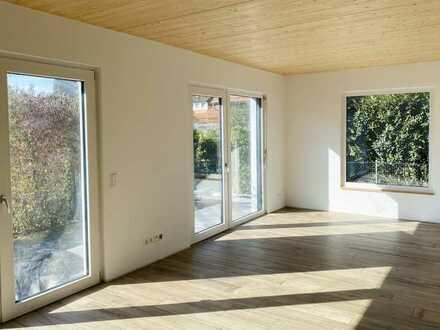 Erstbezug: stilvolle und lichtdurchflutete 3-Zimmer-EG-Wohnung in Teningen