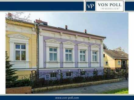 Gründerzeitvilla mit Remise und weiterer Bebauungsmöglichkeit