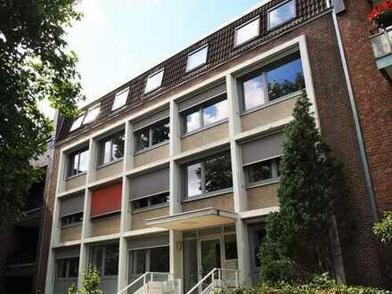Bürofläche 5 Räume - 94m² - zentral in Alsterdorf