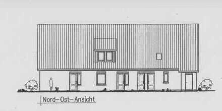 Reserviert! Erdgeschosswohnung mit Terrasse in Greetsiel