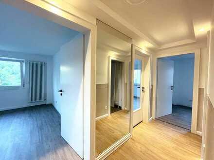 Attraktive 3-Zimmerwohnung in Bad Wildbad, Erstbezug nach Sanierung