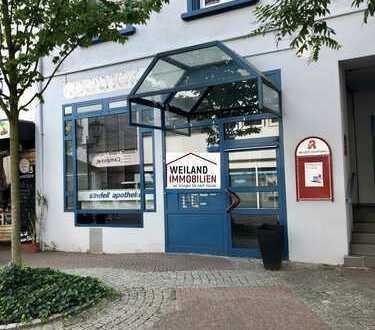 Ladenlokal in Toplage von Homburg
