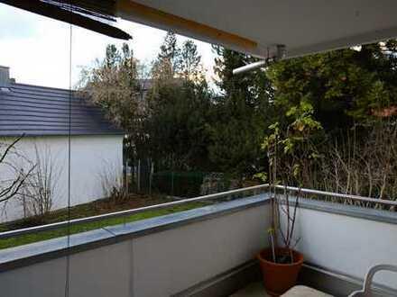 Tolle 4-Zimmer-Wohnung mit 2 Balkonen im Grünen am Galgenberg