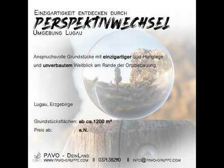 PerspektivWechsel - Weitblick in Lugau