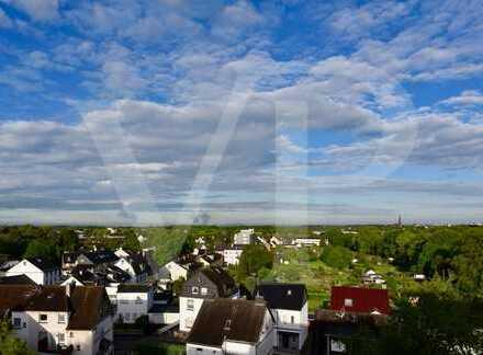 Penthouse mit Traumblick in die Rheinebene