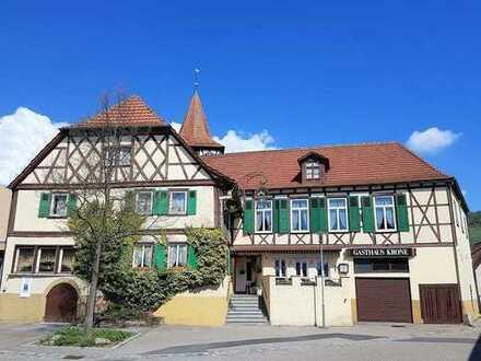 ***Tradition mit Zukunft*** Historisches Gasthaus mit (fast) unbegrenzten Möglichkeiten