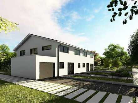 Neubau | Schlüsselfertige Doppelhaushälfte | Regensburg-Nord | 290m² Grundstück