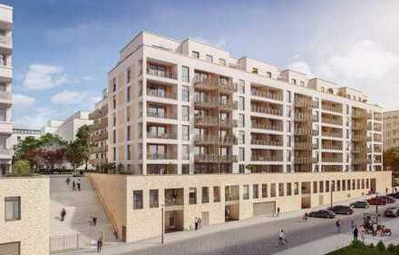Gut geschnittene 2-Zimmer-Neubauwohnung zentral gelegen in Berlin Friedrichshain