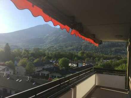 Erstbezug nach Sanierung. Panorama-Bergblick