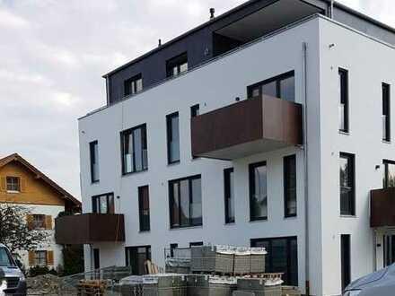 Neue 3-Zimmer-Wohnung mit Balkon in Burghausen zu vermieten