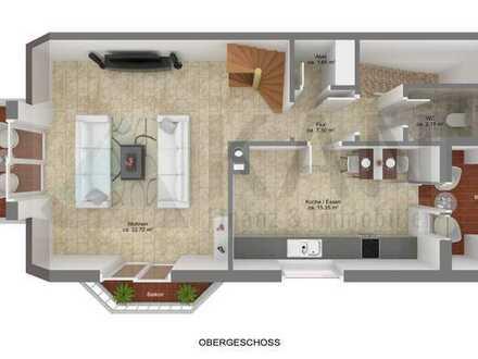 3,5 Zimmer Maisonett-Wohnung zu Verkaufen