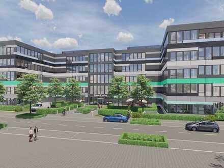 Büro- und Innovationsfläche im InnoHubs auf dem Skyline Hill an der Julius-Maximilians-Universität