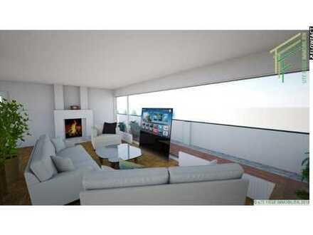 Exklusives Wohnen und Arbeiten im Penthouse mit exklusiver, sonniger Südterrasse
