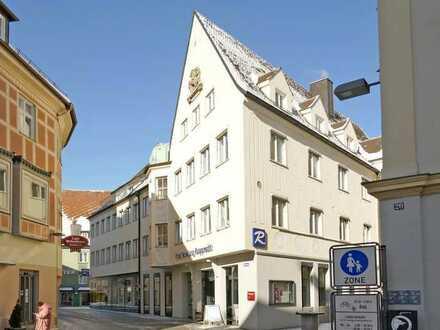 Charmante sanierte Altstadtwohnung mit neu eingebauter Küche!