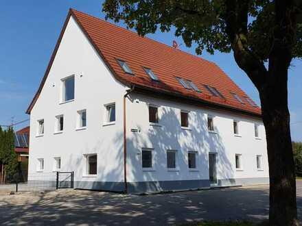 Erstbezug nach Sanierung mit Balkon: schöne 4-Zimmer-Wohnung in Prittriching