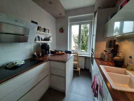 Modernisierte 4-Zimmer-Wohnung mit Einbauküche in Karlsruhe-Durlach