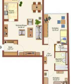 3-Zimmer-Wohnung mit Balkon und Stellplatz in Köln-Mauenheim bei Nippes