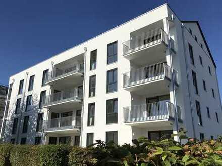 Neubau/ Erstbezug 3 ZW-Penthouse-Wohnung mit Tageslichbad ruhig und zentral in Eschborn