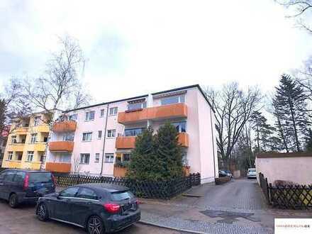 IMMOBERLIN: Helle Wohnung mit Südwestbalkon