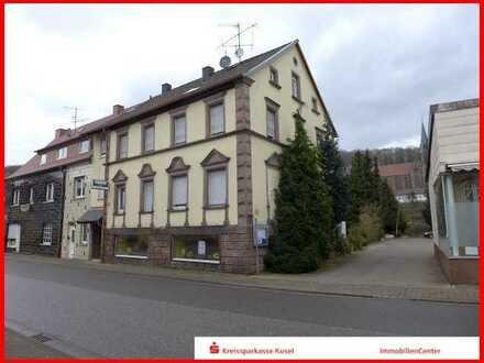 ZWANGSVERSTEIGERUNG: Wohn- und Geschäftshaus in Breitenbach