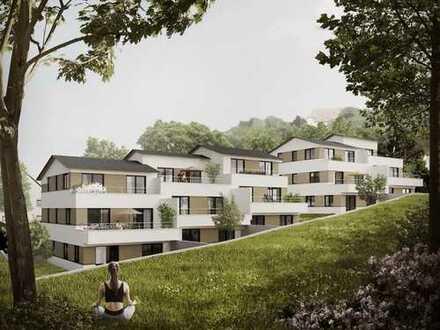 Modernste Energieeffizienz-Doppelhaushälften und Reihenhäuser (KfW 40 Standard) in idyllischer Lage