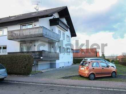 Voll vermietetes MFH mit 4 Wohneinheiten in idyllischer Wohnlage von Münzenberg