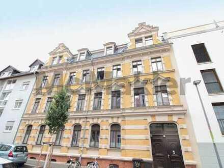 Für Anleger: Vermietete 3-Zi.-Altbauwhg. im beliebten Leipziger Westen
