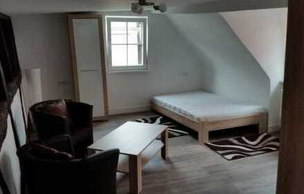 Einziehen und sich wohlfühlen. Haus mit 3 Appartements als WG zu vermieten.