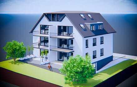 Wohnen im Zentrum von Brilon: Neubau Eigentumswohnung KfW-55 Haus