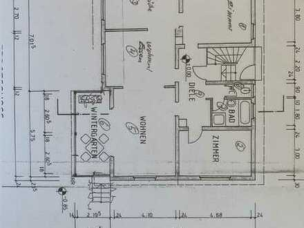 Gepflegte 4-Zimmer-Wohnung mit Terasse / Garten und EBK in Karlsdorf-Neuthard
