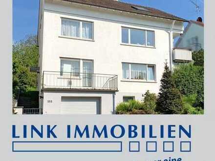 *** S-Sillenbuch: sonniges Mehrfamilienhaus mit 3 Wohneinheiten und ca. 1000m² Garten ***